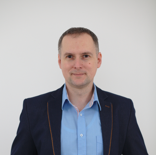 Piotr Ćwiertniewski Chief Executive Officer Crocoders